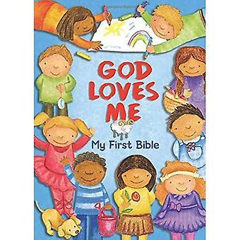 Dieu m'aime, ma première Bible [cartonné]