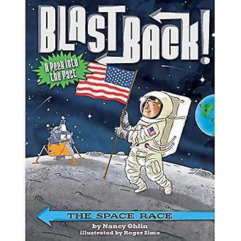 De ruimtewedloop (Blast terug!)