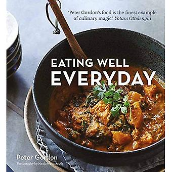 Eating Well Everyday by Peter Gordon
