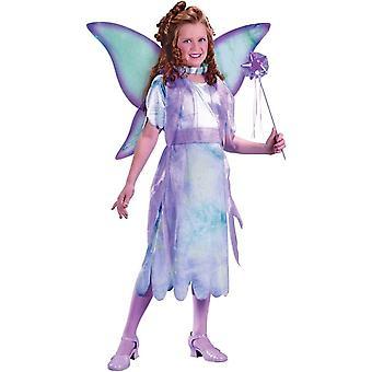 Colorful Fairy Child Costume