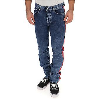 Givenchy blå bomuld Jeans