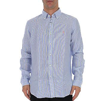 Ralph Lauren Light Blue Linen Shirt
