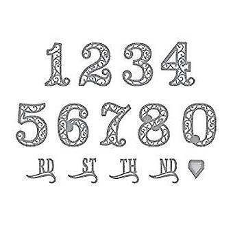Truecan filigrana números dados al ácido (S6-141)