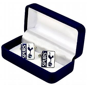 Tottenham Hotspur FC Spurs Crest Cufflinks in presentation box (spg)