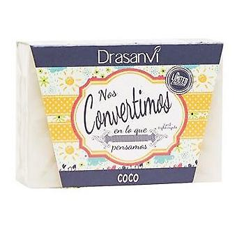 Drasanvi Coconut Soap (Hygiene and health , Shower and bath gel , Hand soap)