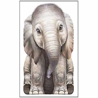 Little Elephant - Look at Me by L. Rigo - 9780764164262 Book