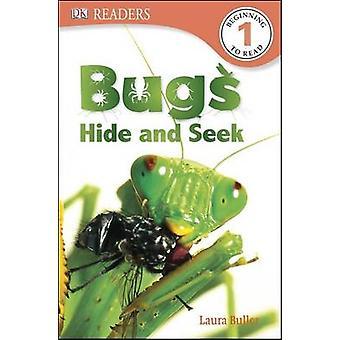 Bugs Hide and Seek by Laura Buller - 9781465419958 Book