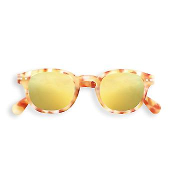 Izipizi Sun Junior #c Yellow Tortoise Sunglasses
