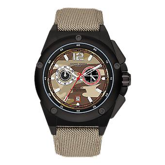 Jorg Gray Mens JG8800-23 The Covert Collection Chronograph Camouflage Dial