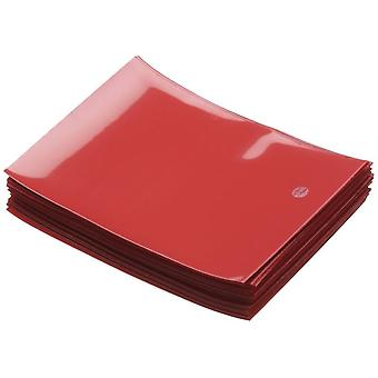 Ultra Pro Deck Protector Sleeves Gaming Cards - Red