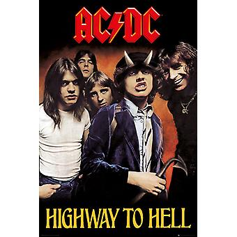 ACDC-Highway To Hell Maxi Poster 61x91.5cm