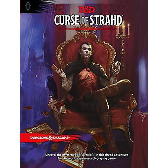 Dungeons & Dragons RPG - Curse Of Strahd