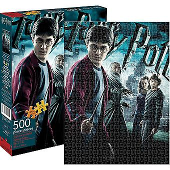 Harry Potter Half Blood Prince 500 piece jigsaw puzzle   (nm 62117)