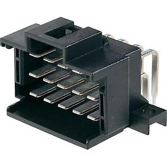 Pin enclosure - PCB J-P-T Total number of pins 18 TE Connectivity 9-966140-1 Contact spacing: 3.50 mm 1 pc(s)