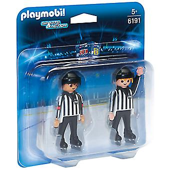 Playmobil Referees of Hockey