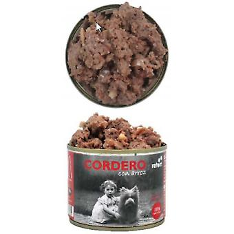 Retorn Cans Dog Lamb With Rice (Dogs , Dog Food , Wet Food)