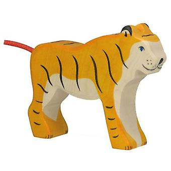 Goki Tiger, standing (Toys , Dolls And Accesories , Miniature Toys , Animals)