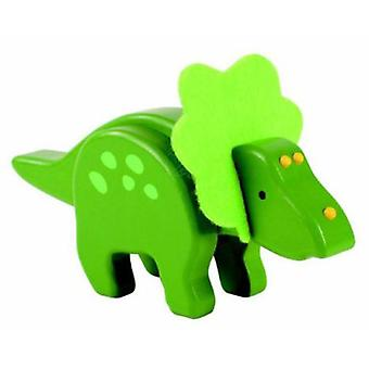 EverEarth Bamboo Triceratops (Jouets , Maternelle , Playsets , Poupées)