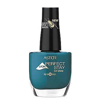 Astor Perfect Stay Gel Shine Nail Polish 12ml-506 Drama Green