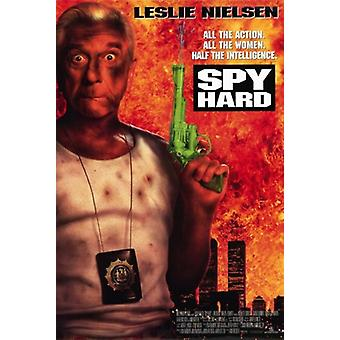 Spy Hard Movie Poster (11 x 17)
