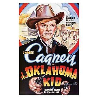O Poster do filme Oklahoma Kid (11 x 17)