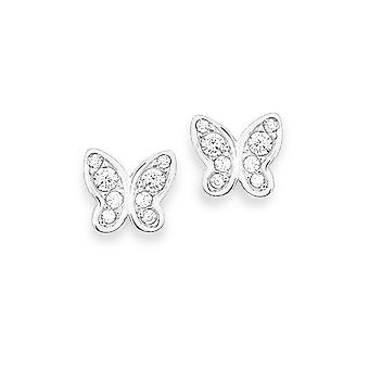 s.Oliver jewel children and teens earrings Butterfly SOK231/1 - 9233199