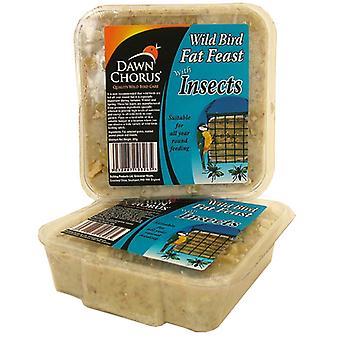 Dawn Chorus Fat Feast insekt (pakke med 12)