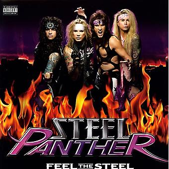 Steel Panther - Känn stål [Vinyl] USA import