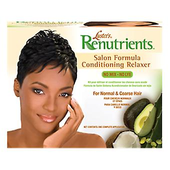 Luster's Products Lithium Renutrients Relaxer Kit 590
