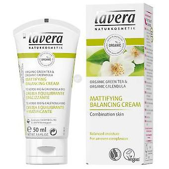 Lavera Balancing mattifying cream - green tea, mixed skins 50 ml