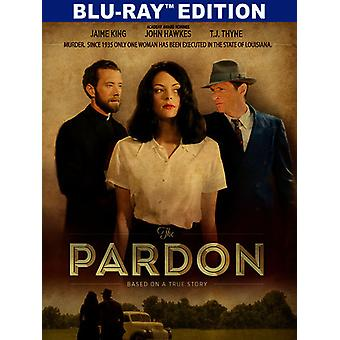 Pardon [Blu-ray] USA import