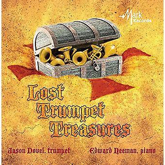 Cellier / Absil / Bozza / Vidal / Balay - tabt trompet skatte [CD] USA import