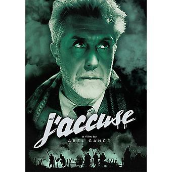 J'Accuse [DVD] USA import