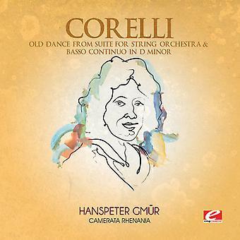 A. Corelli - import USA Old Dance od Suite ciąg Orch & Basso [CD]