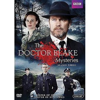 Doctor Blake Mysteries: Season Three [DVD] USA import
