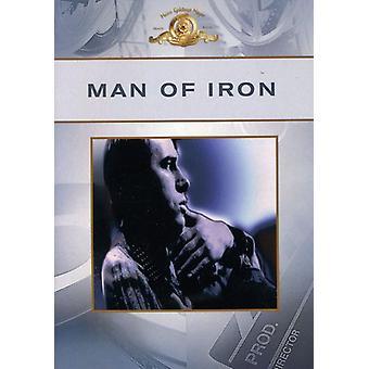 Hombre de hierro [DVD] USA importar