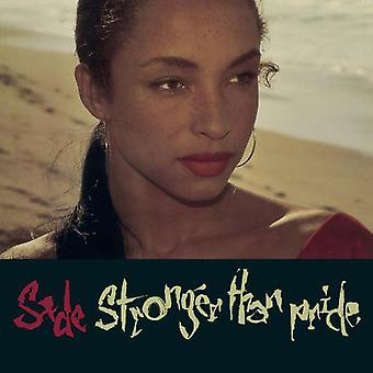 Sade - Stronger Than Pride [CD] USA import