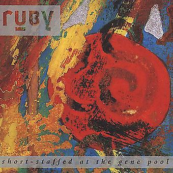Ruby - Short Staffed at the Gene Pool [CD] USA import
