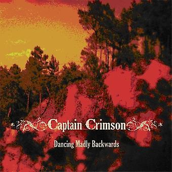 Kaptajn Crimson - danse vildt bagud [CD] USA import