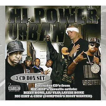 Hej Power Urban - 3 Disc sæt [CD] USA import