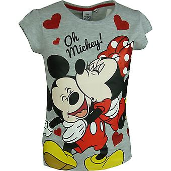 Ragazze Disney Minnie Mouse \ Short Sleeve t-shirt