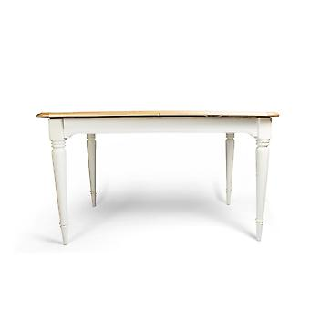 Direct Home Living Etienne Oak Large Extending Table