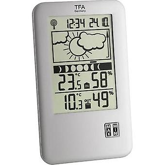 Wireless digital weather station TFA Neo Plus 35.1109 Forecasts for 12 to 24 hours