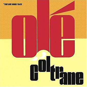 John Coltrane - importación USA Ole Coltrane [CD]