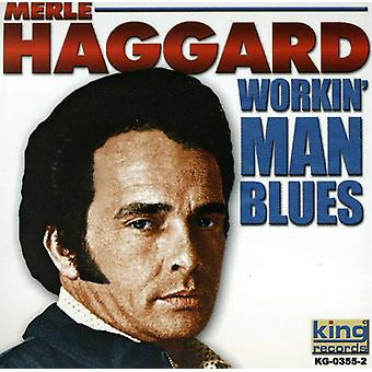 Merle Haggard - Workin Man Blues [CD] USA import