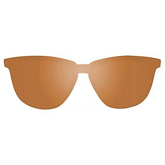 Sunpers San Francisco Club Master Sunglasses - Brown