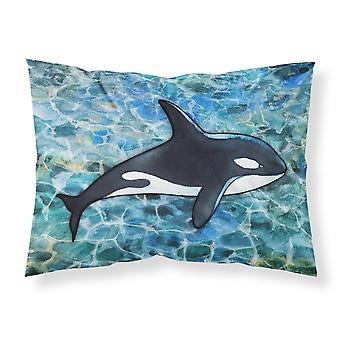 Killerwal Orca Stoff Standard Kissenbezug