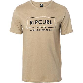 Rip Curl Broken Angle Tee Short Sleeve T-Shirt