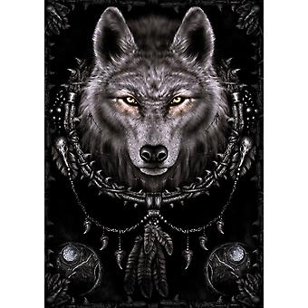 Spirale - Wolf Dreams affiche Poster Print