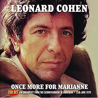 Leonard Cohen - Once More for Marianne [CD] USA import